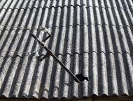 Savivaldybės kviečia pasirūpinti asbesto išvežimu