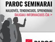 Paroc seminarai