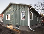 """""""Paroc"""" individualių namų modernizacijos patirtis Suomijoje ir Švedijoje"""
